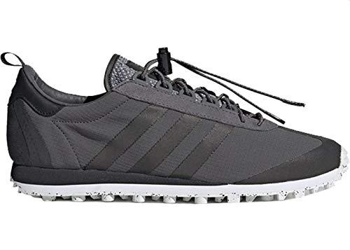 adidas Hombre Nite Jogger OG 3M Zapatos de Baloncesto Negro, 44