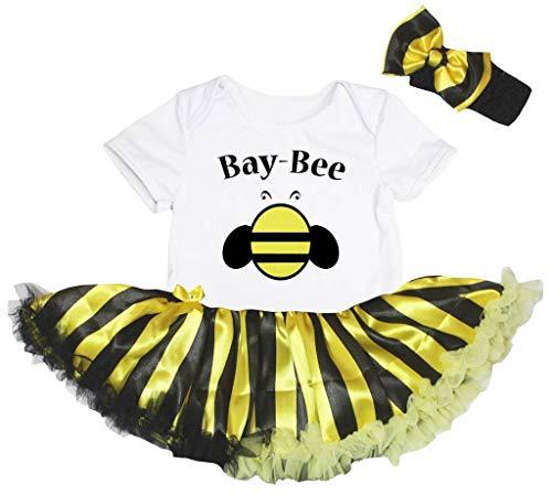 Petitebelle - Robe - Manches Courtes - Bébé (Fille) 0 à 24 Mois Jaune Jaune - Jaune - L