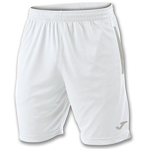 Joma Miami Bermuda Deporte de Tenis, Hombre, Blanco, M