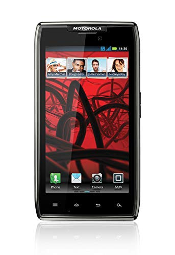 Motorola Droid RAZR MAXX XT912 M Verizon Smartphone (Black/Grey) 4.3 Inches AMOLED Screen