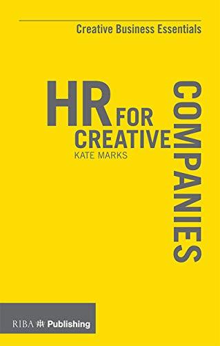 HR for Creative Companies (English Edition)