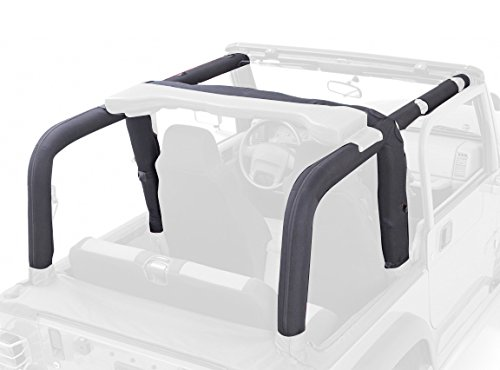 Outland 391361115 Full Roll Bar Cover Kit for Jeep YJ Wrangler