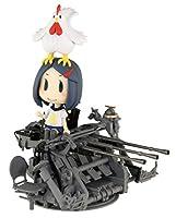ぺあどっと 艦隊これくしょん 妖精さんと25mm三連装機銃 フィギュア&1/35スケールプラモデル PD85