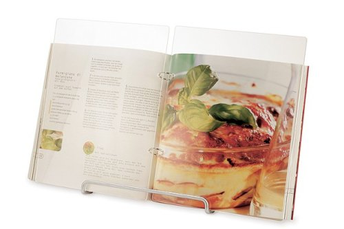 Allessa Splash Cover for Cook Book Stand