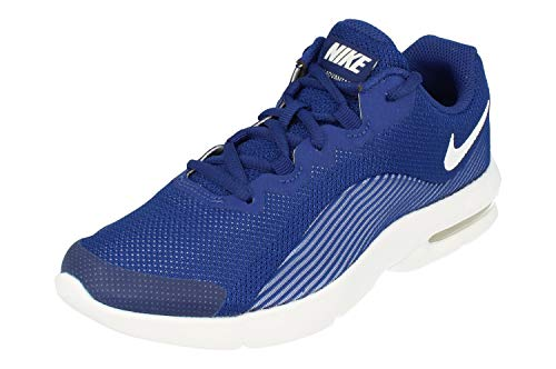 Nike Air Max Advantage 2 GS Running Trainers AH3432 Sneakers Shoes (UK 6 us 7Y EU 40, deep Royal Blue White 401)