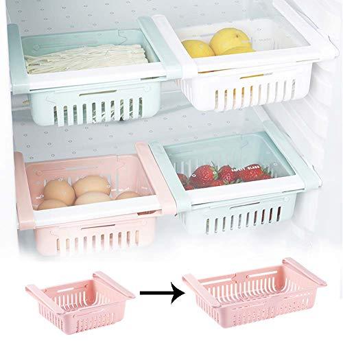 Soporte para Esponja de Fregadero y jab/ón cestas de Almacenamiento de pl/ástico Uteruik para organizaci/ón de la Cocina