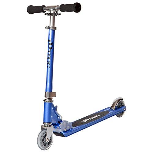 JD Bug Original Street Rolle Scooter Cityroller Tretroller Kickroller blau