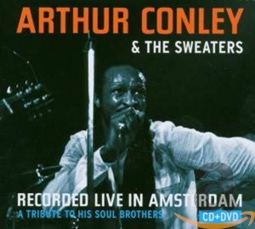 Arthur Conley - Live In Amsterdam (+Dvd Pal)