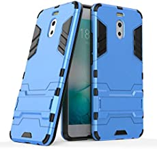 Half-wrapped Cases - 3D Armor Case for Meizu m6 note meizu note 6 3GB 16GB 32GB 4GB 64GB for Meizu M6T 6T M6s S6 Shockproof Phone Back cover Case (GTX BU for Meizu m6 note)