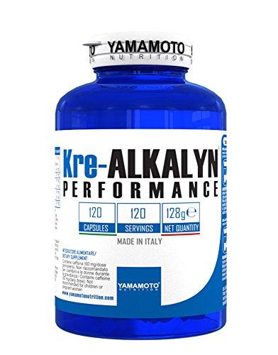 Yamamoto Nutrition Kre-Alkalyn Performance Suplemento - 120