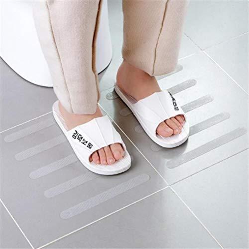 N-K 5 unidades de calidad premium antideslizante Bath Grip pegatinas de ducha antideslizante banda de seguridad