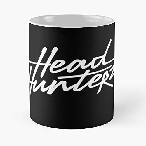 Ambiose Music Cases 1 Headhunterz Defqon Style Rave with Hardstyle Merchandise Hard Best 11 oz Kaffeebecher - Nespresso Tassen Kaffee Motive