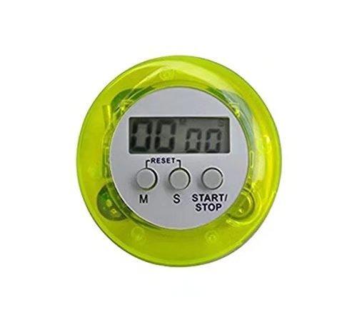 RICISUNG Smart Digital Electronic Magnetic Küchentimer mit Koch-Countdown und Stoppuhr-Funktion., Stil Nr. 4