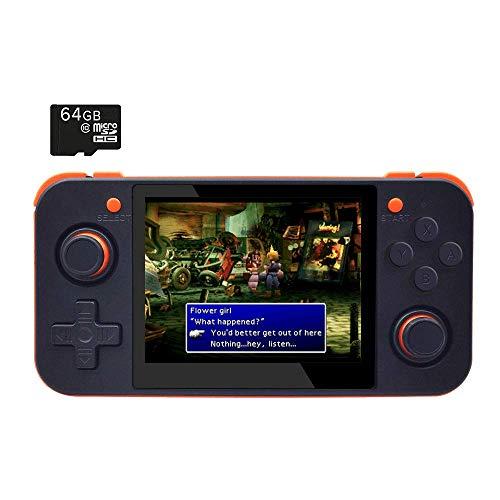 RG350 Handheld (Black)