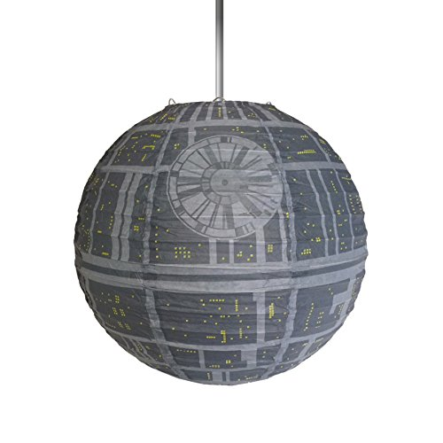 Star Wars Death Star Paper Light Shade 45cm