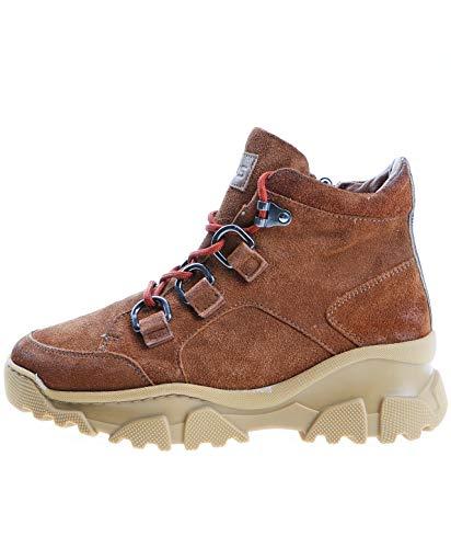 Mjus Sneaker Cognac 41