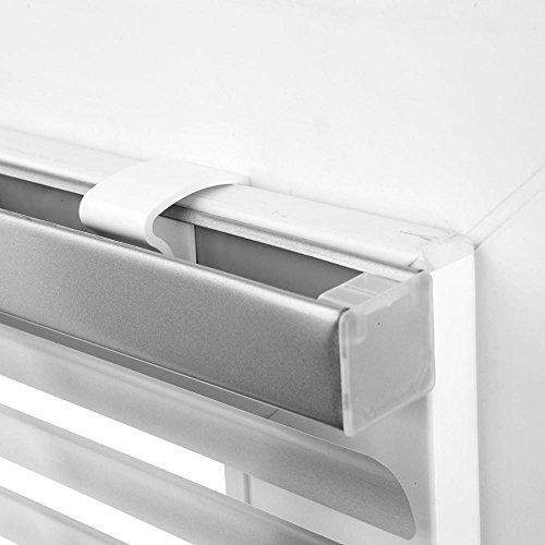 MADECO V5 : Fixation Magic Clic pour fenêtre PVC