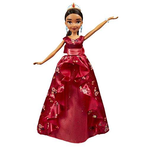 Disney Princesses - B7370EU40 - Elena D'avalor Poupée Elena Robe de Bal