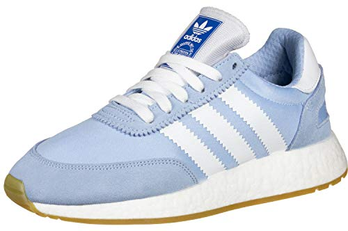 adidas I-5923 W, Zapatillas Mujer, Azul Brillo Azul FTWR Blanco Gum 3 10013534, 38 EU
