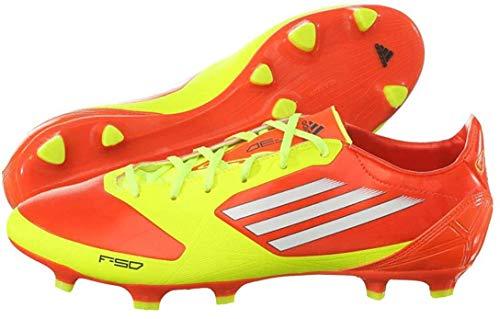 F30 TRX FG CUIR - Chaussures Football Homme Adidas - 42