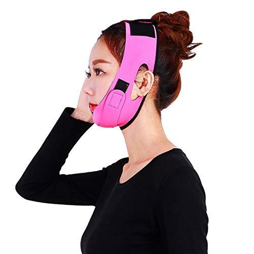3°Amy Bandage Lifting Cheek Jugulaire Band Minceur Lift Up Anti Rides Masque de beauté V Masque Ligne Ceinture Visage Mince Bandage Double Chin Band