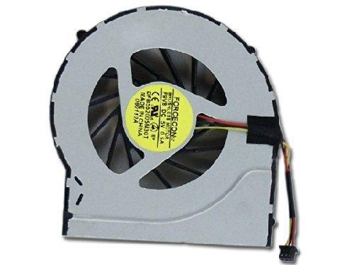 Ventilador de CPU Nuevo ventilador de refrigeración de CPU para computadora portátil Reemplazo para HP Pavilion dv6-3181nr dv6-3194ca dv6-3210us dv6-3212nr dv6-3216us dv6-3217cl dv6-3223cl dv6-3225dx