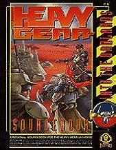 Into the Badlands (Heavy Gear Sourcebook)