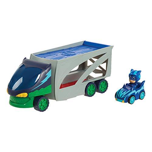 Giochi Preziosi PJ Masks Veicolo Trasportatore, PJMA8000