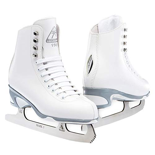 Jackson Ultima Finesse Women's/Girls Figure Ice Skates - Womens Size 4