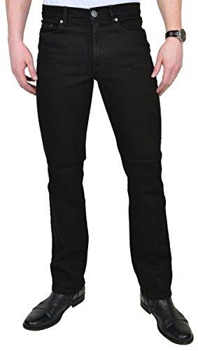 Paddock's Ranger Stretch, black/black, W36-L28