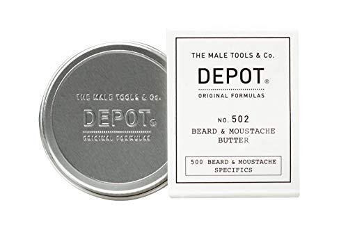 Depot No. 502 Beard e Mustache Butter
