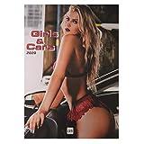Erotikkalender Bildkalender Cars & Girls 2020