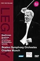 Symphonies 4 & 5 / Die Geschopfe Des Prometheus [DVD] [Import]