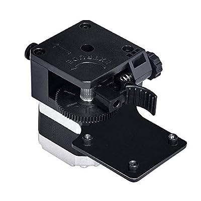 UniTak3D Pre-assembled Upgrading Extruder with Nema 17 Stepper Motor for Ender 3,Ender 3 Pro,CR10,CR-10S Series 3D Printers