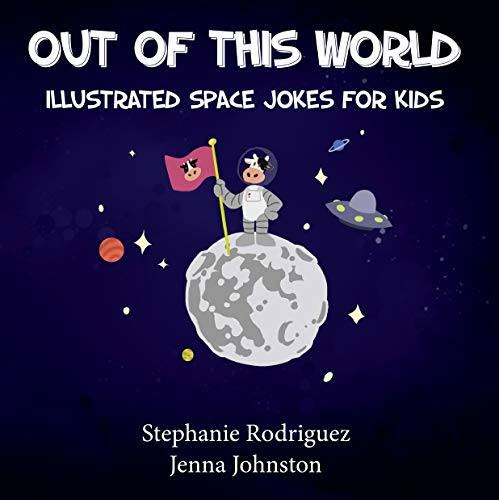 Out of this World (Illustrated Jokes) (English Edition)