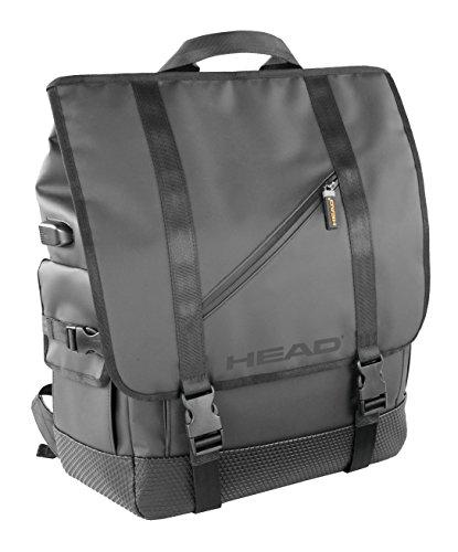 HEAD Jump Rucksack mit USB Ladekabel und Adapter