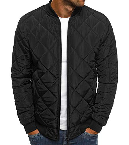 Amazon Brand - Goodthreads Men's Quilted Liner Jacket, Navy X-Large