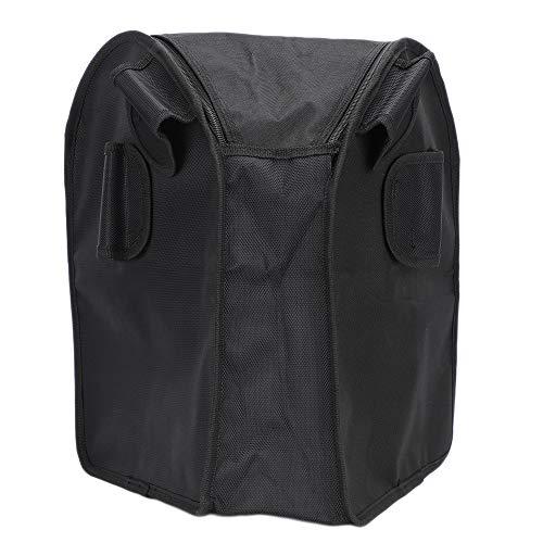 Yinhing Pouch Bag voor 3 Wielen Rollator Walker, Opvouwbare Grote Capaciteit Vervanging Rolstoel Frame Opbergtas Oudere Seniors Handicap Gehandicapten