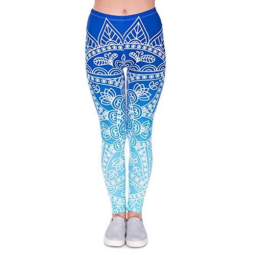 Janly Clearance Sale Pantalones de tallas grandes, leggings elásticos para yoga, fitness, correr, gimnasio, pantalones activos, longitud completa, descuentos para el día de San Patricio