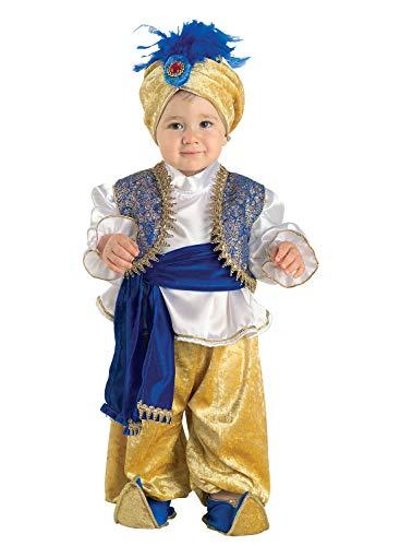 chiber Disfraces Disfraz de Aladin para Bebe (6-12 Meses)