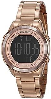 Relógio Speedo Feminino Ref: 15010lpevre1 Digital Rosé