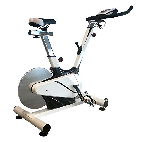 Fitness House Fh707 Bicicletta Indoor, Bianco, Standard