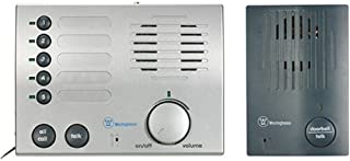 Westinghouse WHDBI-5C Whole-House Wireless Doorbell and Intercom