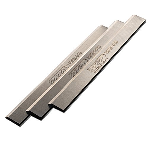 High Speed Steel Planer and Jointer Knife Set - Fits Delta 6