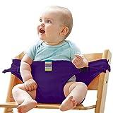 NanXi Tragbare Baby Fütterung Stuhl Gürtel Neugeborenen Reise Hochstuhl Booster Sicherheit Sitz Strap Harness Gürtel für Baby Fütterung,1