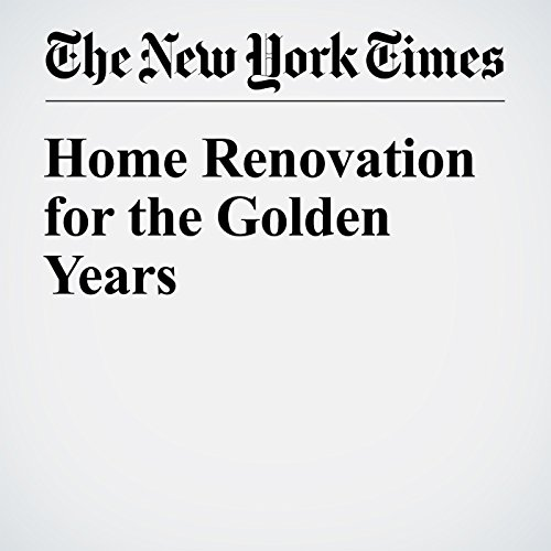 Home Renovation for the Golden Years copertina
