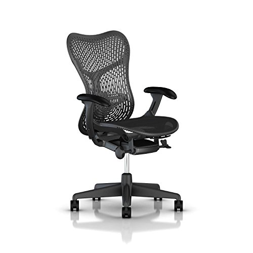 Herman Miller Mirra 2 Chair - Tilt Limiter and Seat Angle, TriFlex Back
