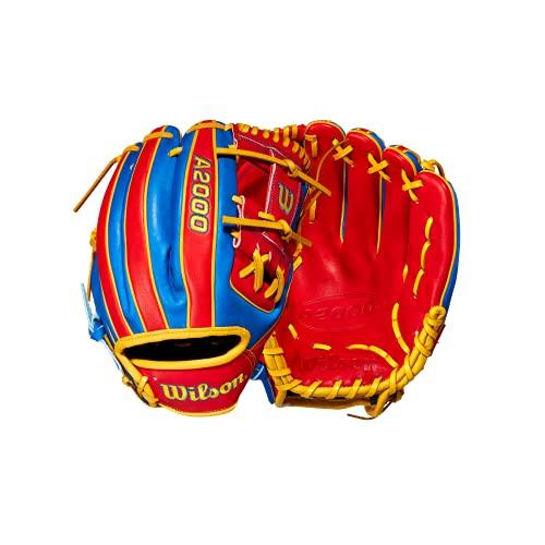 Wilson 2021 Venezula Flag A2000 Country Pride Glove