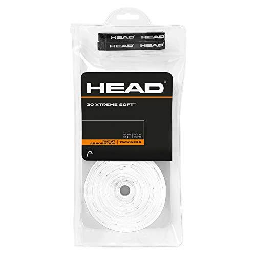 Head 30 Xtremesoft Accesorio de Tenis, Adultos Unisex, Blanco, Talla única