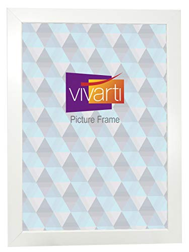 Vivarti Bilderrahmen, 45,7 x 30,5 cm, Mattweiß